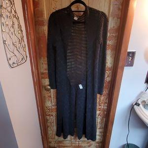 VENUS Sweaters - Dark blue cardigan